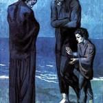 Pablo Picasso, Poveri, 1903