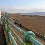 Spiaggia di Brighton (Inghilterra)