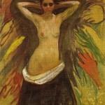 Edvard Munch, Mani, 1893-1894
