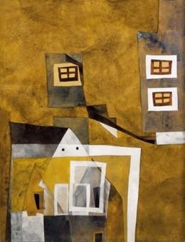 Lajos Vajda, Floating Houses, 1937