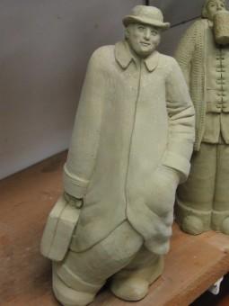 Antonio del Sorbo, Il Viaggiatore, 2009