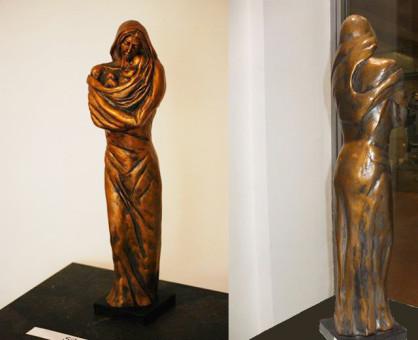 Silvia Caiti, Maternità, 2002 2005