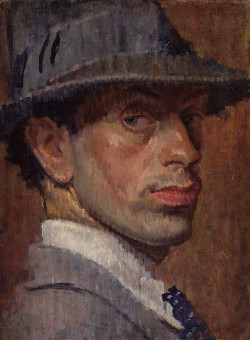 Isaac Rosenberg, Autoritratto, 1915