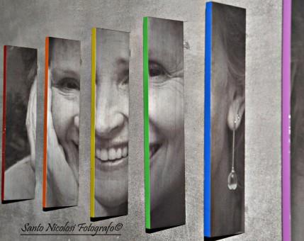 A Mariella Lo Giudice (Attrice 1953-2011) - foto di Sandro Nicolosi