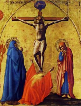 Masaccio, La crocifissione, 1426