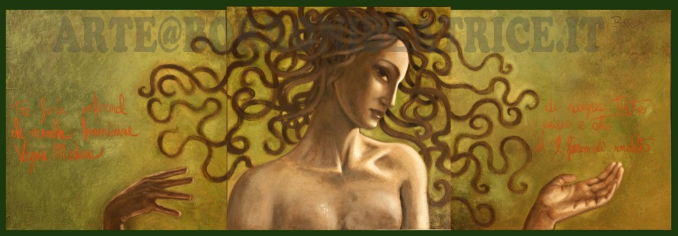 Beatrice Borroni, Medusa, 2012