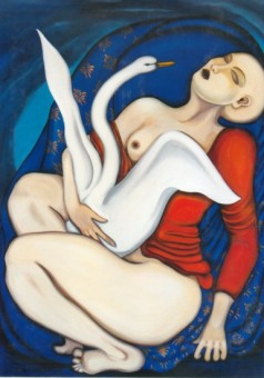 Beatrice Borroni, Leda, 1995