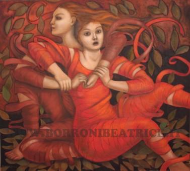 Beatrice Borroni, Le Lottatrici, 2012
