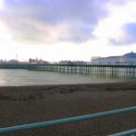 Brighton, Palace Pier, foto di Marcello Comitini