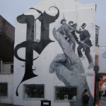 Brighton, Murale, foto di Marcello Comitini