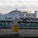 Brighton, Palace Pier, foto Marcello Comitini
