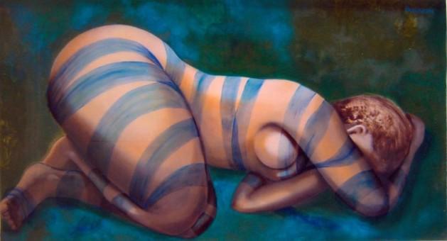Beatrice Borroni, Dormiente, 2004