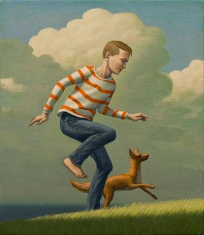 John Tarahteeff, Running with the Fox , 2012
