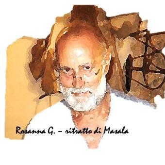 R. Gazzaniga, Ritratto di Salvatore Maurici, 2015