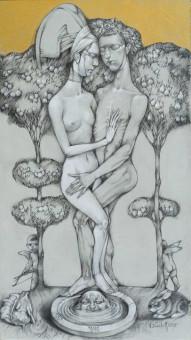 Alexander Daniloff, Gli innamorati, 2010