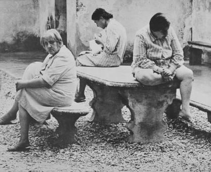 Carla Cerati Gianni Berengo, Morire di classe, 1969