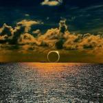 Eclissi (foto NASA agosto 2017)