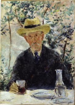 Pierangelo Basorini (1905--1973), Il bevitore