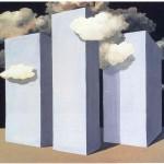 René Magritte, La tempesta, 1911