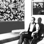 Dettaglio di un quadro di Edward Hopper da me elaborato
