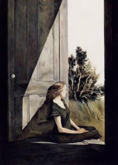 Andrew Wyeth, Cristina Olson,1946