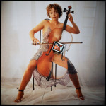 Wayne Tindall, Cello Girl, 2010