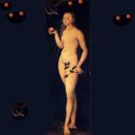 Cranach il vecchio. Eva