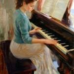 Vladimir Volegov, La pianista