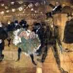 Toulouse-Lautrec,La Goulon et la Désossé, 1895